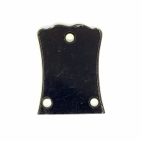Tutup Truss rod cover Crown 3 Holes