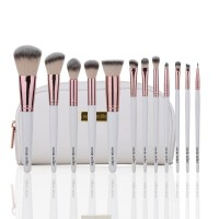 Sonia miller SBS012-12 White Glam Brush Set thumbnail
