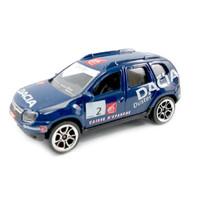 Majorette Racing Box Renault Dacia Duster Andros Blue