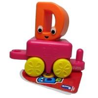 Bob - Mini Letter Train - D