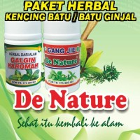 Ready Obat Batu Ginjal Herbal De Nature