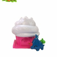 Animal Jam Adopt A Pet Series 3 Cupcake White-pink