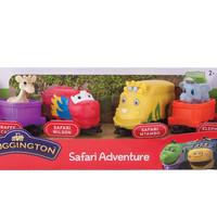 Chuggington - Safari Park Theme Pack