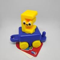 Bob - Mini Letter Train - E