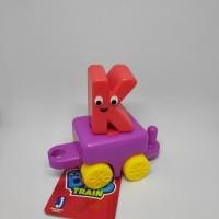 Bob - Mini Letter Train - K