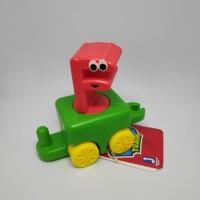 Bob - Mini Letter Train - F