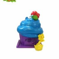 Animal Jam Adopt A Pet Series 3 Cupcake Blue-purple