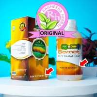 Ready QnC Jelly Gamat Asli 100% ORIGINAL