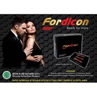 Ready Fordicon Suplemen 1 Box isi 12 Sachet