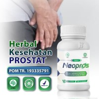 Ready Obat radang Prostat Neopros herbal