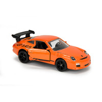 Majorette Racing Cars Porsche 911 Gt3 Orange