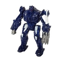 Majorette Transformers M5 Baricade Robot