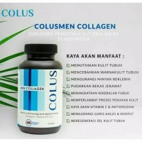 Ready COLUS Men Collagen Suplemen Pria