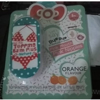 PENGHILANG STRETCHMARK TOPPING BALM PLUS