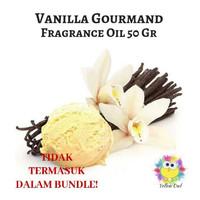 Vanilla Gourmand Fragrance Oil - 50 Gr