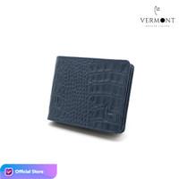 Dompet Pria Kulit Asli Branded VERMONT V83 - D002 Original