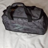 tas gym reebok Unisex Team Bag - Camouflage tas gym tas travel pria