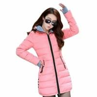 Winter Hoodie Jacket Women