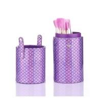 Sonia Miller SBS004-6D purple w rainbow mermaid brush set thumbnail