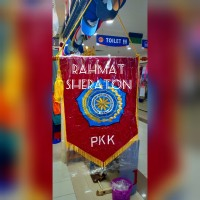 Jual Satu Set Vandel Pataka Logo Pkk Dan Palang Pataka Jakarta Pusat Izza28 Tokopedia