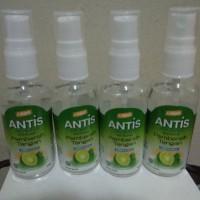 Antis Spray 55ml jeruk nipis