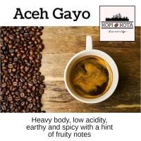 Jual Speciality Arabica Coffee Sumatra Aceh Gayo Single Origin 200 gr - Kota Surabaya