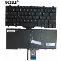 US laptop keyboard For DELL Latitude 7350 5480 5290 E5250 5270 EE7250