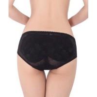 Bantalan Pantat Pakaian Dalam Wanita: Celana Seksi Bahan Lace dengan