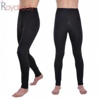 Polos Celana Legging Wanita Model High-Waist dengan Potongan Slim