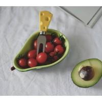 Jual We Cute Avocado Modeling Ceramic Small Bowl Of Fruit Salad Snack Dish Jakarta Pusat Winterseason Tokopedia