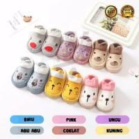 Sepatu Bayi Prewalker Baby Shoes Import Korea Kaos Kaki Anti Slip New