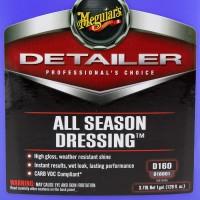 Promo!! Meguiars Meguiar's D160 All Season Dressing 16oz - REPACK