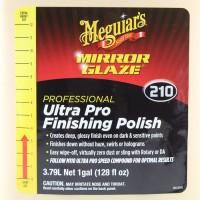 Promo!! Meguiars Meguiar's 210 Ultra Pro Finishing Polish 100ml -