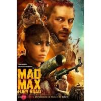 Jual Film Dvd Mad Max Fury Road 2015 Kota Bandung Filmku Tokopedia