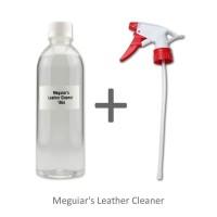 Promo!! Meguiar Meguiar's D181 Leather Cleaner 16oz Repack