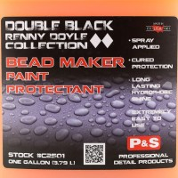 Promo!! Ronny Doyles Double Black Bead Maker 8oz - Repack