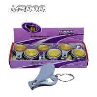 Gunting Kuku Stainless M2000 Anti Karat Anti Patah Tajam Kuat MNC813 thumbnail