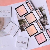 FOCALLURE Highlighter Palette Professional Shimmer Glow Kit FA81 - FA81-02 thumbnail