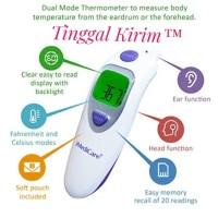 Infrared Thermometer iMediCare Non Contact Multi Functions Slim Design