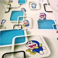 Jual Wallpaper Sticker Dinding 3d Doraemon Kotak Dekorasi Kamar Anak Kab Tangerang Pusat Tas Dompet Murah Tokopedia