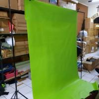Jual Kain Background Green Screen tebal tidak tembus 1,6m ...