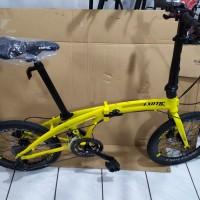 Jual Sepeda Lipat Exotic Explore 10 0 Yellow Kota Pare Pare Kesenangan Parepare Tokopedia