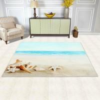Jual Home Beach Modern Area Floor Rug Carpet For Bedroom Living Room Mat Jakarta Barat Grosir El Tokopedia