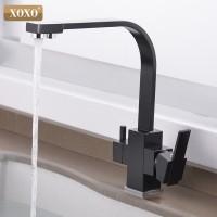 Jual Canggih Xoxo Filter Kitchen Faucet Drinking Water Single Hole Black Kab Purbalingga Sental Barang Tokopedia