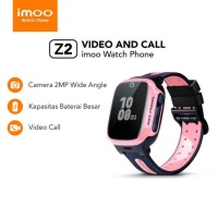 immo Z2 watch phone - pink