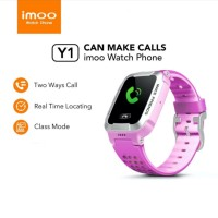 immo Y1 watch phone - purple