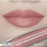 wardah exclusive lip cream matte - 03.SeeYouLatte thumbnail