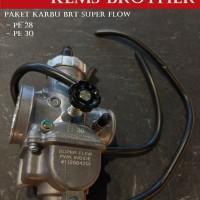 Jual Super Flow BRT Karburator Karbu PE 28 dan PE30 - Kota