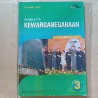 Jual Prelove Buku Pendidikan Kewarganegaraan Kelas Ix 3 Smp Erlangga Kota Tangerang Pearlly Tokopedia
