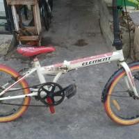 Jual Sepeda Lipat Element Rock 20 Jakarta Utara Senang Berbelanja Tokopedia
